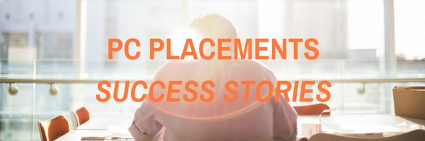 PC PLACEMENTS SUCCESS STORIES